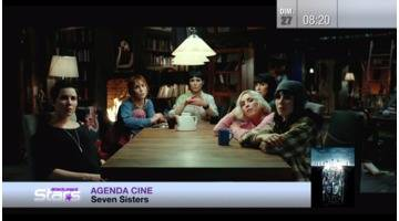 "Replay de Absolument Stars : Agenda ciné : "" Seven Sisters """