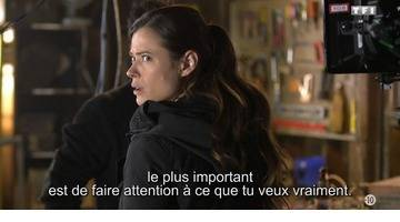 Replay Le making of du tournage de Frequency