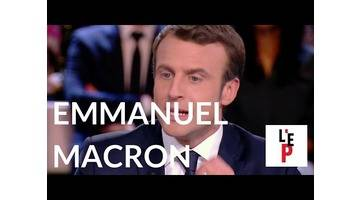 Replay de L'Emission politique avec Emmanuel Macron le 6 avril 2017 (France 2) - PART 1/4