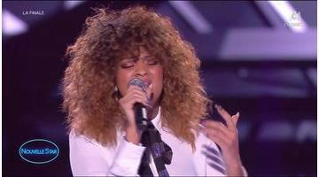Replay Nouvelle Star : Kamisa Negra - Back to black ( Amy Winehouse)