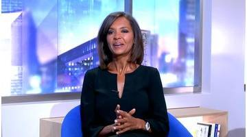 Interview Karine Le Marchand