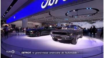 Turbo : Salon de Detroit 2018 : la grand-messe américaine de l'automobile !