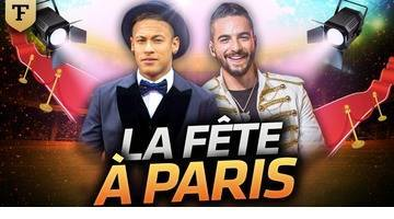 Replay de La Quotidienne du 05/02 : Neymar, la fête à Paris !
