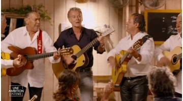 Replay Une ambition intime : Franck Dubosc est fan des Gipsy Kings
