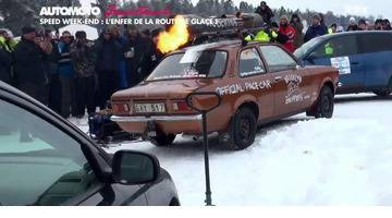 Grand Format : Speed Week-end, l'enfer de la route de glace !