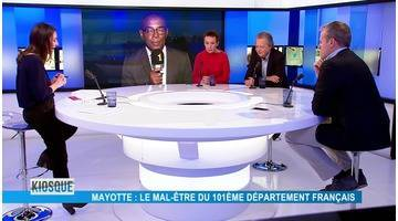 Élection russe/Chine/Crise à Mayotte