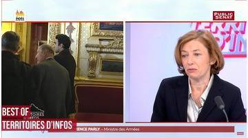 Best of Territoires d'Infos - Florence Parly (29/05/18)
