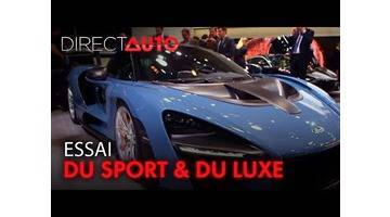Replay de GENEVE : LE SALON DU SPORT ET DE LA DEMUSURE