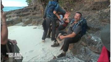 Replay The Island : Gwendal va-t-il accepter les excuses de Christian ?