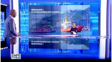 Le JT - L'Info du Vrai du du 15/06 - L'info du vrai : l'info - CANAL+