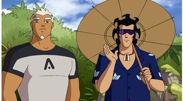 Replay de Galactik Football : Bienvenue sur Paradisia