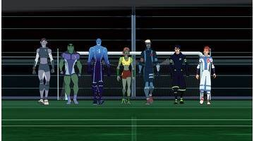 Replay Galactik Football : Le match All Stars!