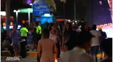 Replay de Enquête exclusive : Cancun: capitale mondiale du spring break