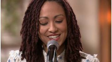 Replay Audition secrète : Mahalia reprend « Avec le temps » de Léo Ferré