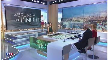 LE BRUNCH DE L'INFO - replay du dimanche 2 septembre 2018