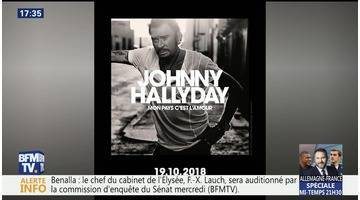 Johnny Hallyday: le nouvel album sortira le 19 octobre (2/2)