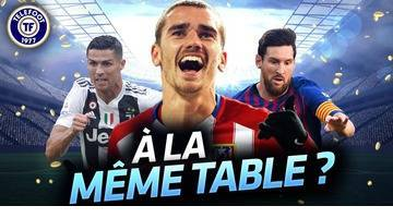 Replay La Quotidienne du 18/09 - Griezmann à la même table ?