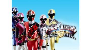 Power Rangers Super Ninja Steel : Une simple faute