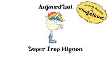 Replay Comment dessiner SuperTropMignon