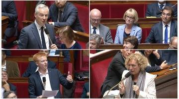 Questions au Gouvernement mercredi du 26 septembre 2018