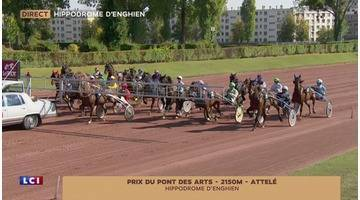 Replay - Au coeur de la course du 8 octobre 2018