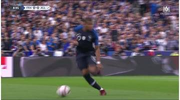 Replay Equipe de France : France - Allemagne : buts et temps forts