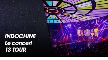Indochine : 13 Tour - En direct de l'AccorHotels Arena