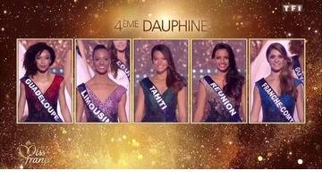Replay Miss France 2019 - Qui sont les 4 DAUPHINES ?