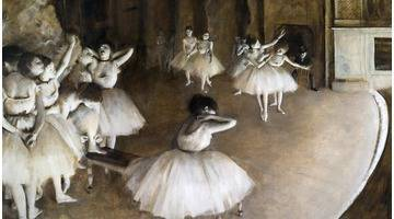 Replay de Edgar Degas