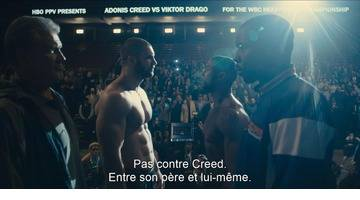 Creed II : bande annonce