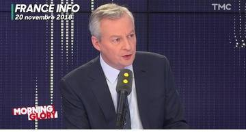 Replay de Morning Glory : Bruno Le Maire a-t-il menti (par omission) sur l'affaire Carlos Ghosn ?