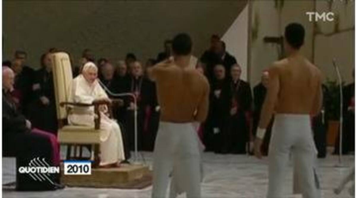 Replay Quotidien du 05/04/2021 : Le porno gay du Vatican que ...