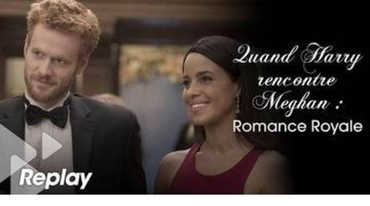 quand harry rencontre meghan replay