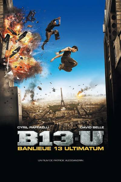 Banlieue 13 : Ultimatum
